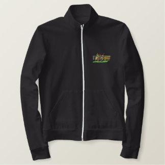 Team Penning Embroidered Jacket