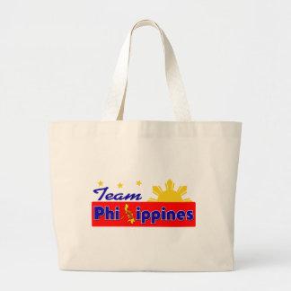 Team Philippines Tote Bag