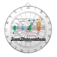 Team Photosynthesis (Light-Dependent Reactions) Dartboards