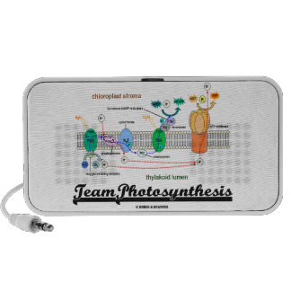Team Photosynthesis (Light-Dependent Reactions) Mp3 Speaker