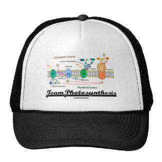 Team Photosynthesis (Light-Dependent Reactions) Trucker Hat