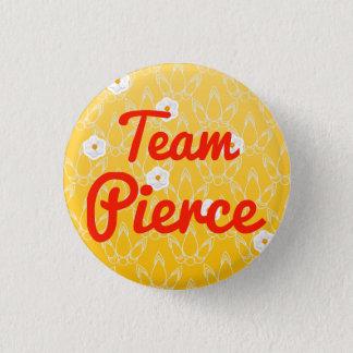 Team Pierce Pinback Button