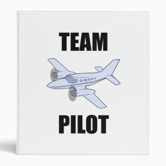 Team Pilot Binders