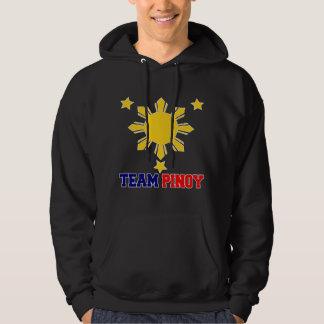 Team Pinoy 3 stars and a Sun Sweatshirt