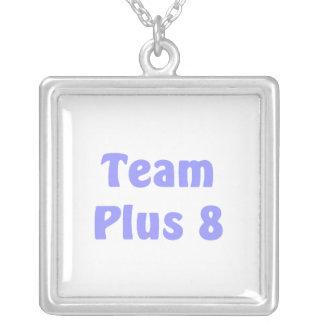 Team Plus 8 Custom Necklace