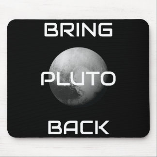 Team Pluto Mouse Pad