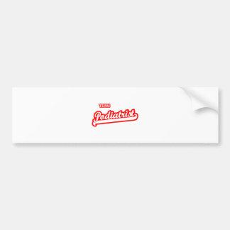 Team Podiatrist Bumper Stickers