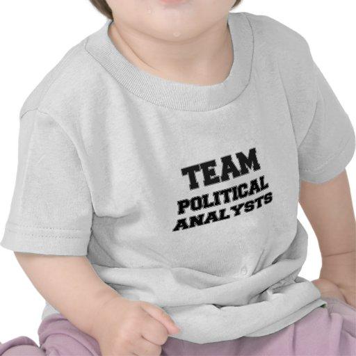 Team Political Analysts Shirt