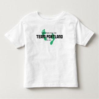 Team Portland toddler shirt