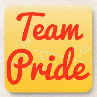 Team Pride Coasters