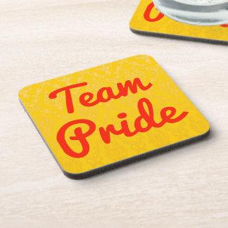 Team Pride Coaster