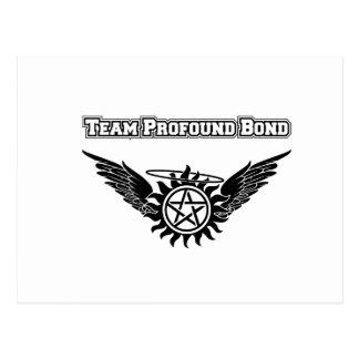 Team Profound Bond Post Card