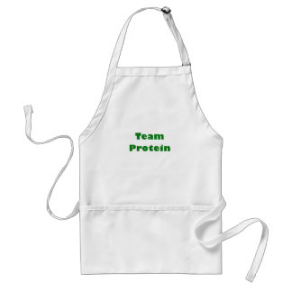 Team Protein Adult Apron