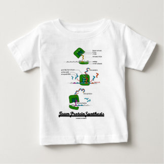 Team Protein Synthesis (Biology) Baby T-Shirt
