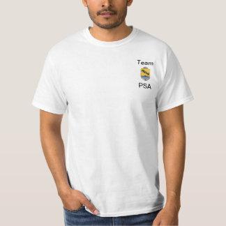 Team PSA: Body By Hanson T-shirt