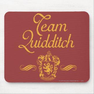 Team Quidditch Mouse Pad