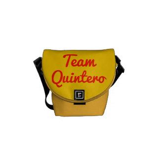 Team Quintero Courier Bag