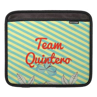 Team Quintero iPad Sleeve