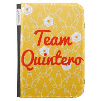 Team Quintero Kindle Cover