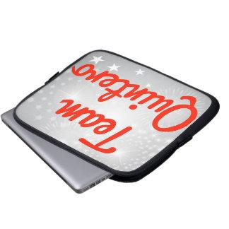 Team Quintero Laptop Computer Sleeve