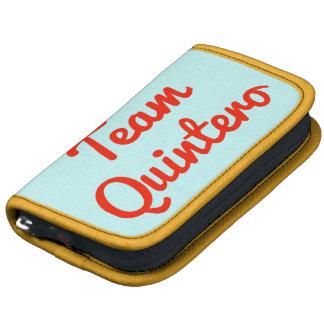 Team Quintero Organizer