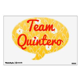 Team Quintero Room Decals