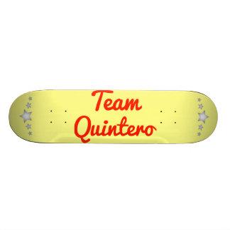 Team Quintero Skateboard Decks