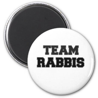 Team Rabbis Refrigerator Magnets