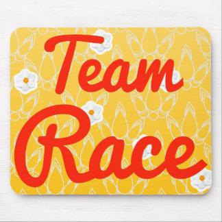Team Race Mouse Pad