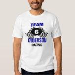 Team Racing Family Tee Shirt