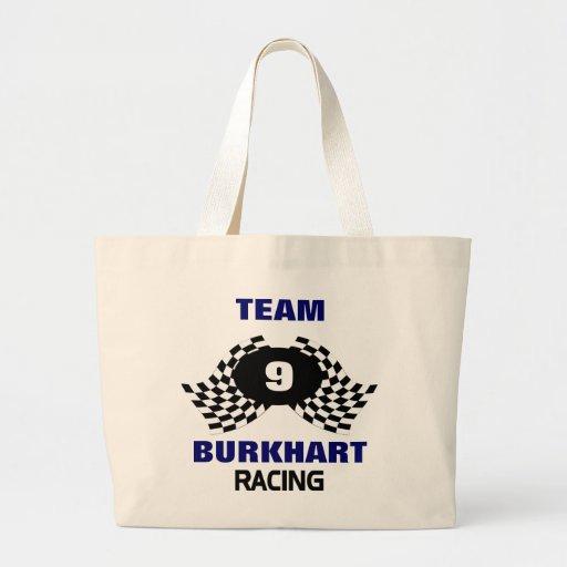 Team Racing Family Tote Bag