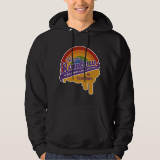 Team Rainbow custom hoodies & jackets