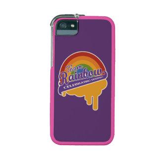Team Rainbow custom iPhone cases iPhone 5/5S Cover