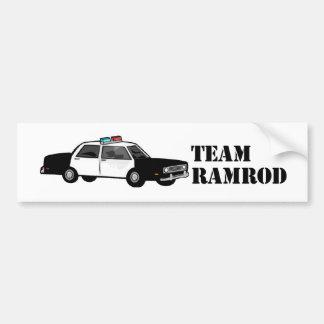 Team Ramrod Bumper Sticker