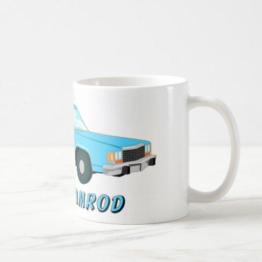 Team Ramrod Classic White Coffee Mug