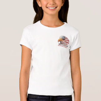 Team Ranstad Logo T-Shirt for Young Ladies