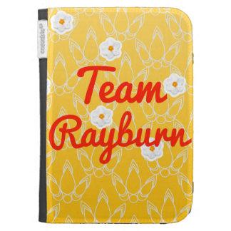 Team Rayburn Kindle 3G Cases