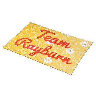 Team Rayburn Place Mat