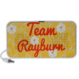 Team Rayburn iPhone Speaker