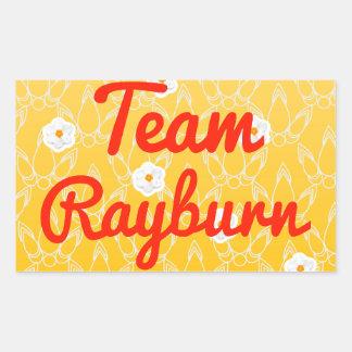 Team Rayburn Stickers