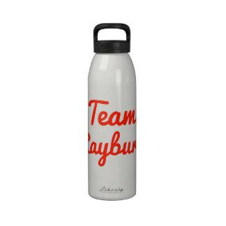 Team Rayburn Reusable Water Bottle