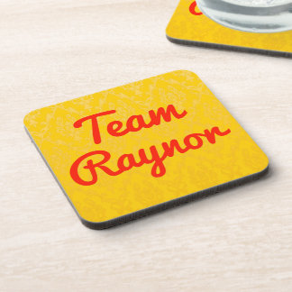 Team Raynor Beverage Coaster
