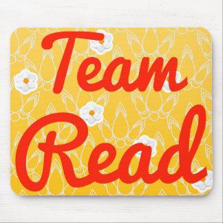 Team Read Mousepads