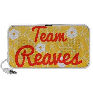 Team Reaves Laptop Speaker