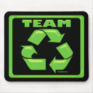 Team Recycle Mousepad