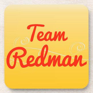 Team Redman Drink Coasters