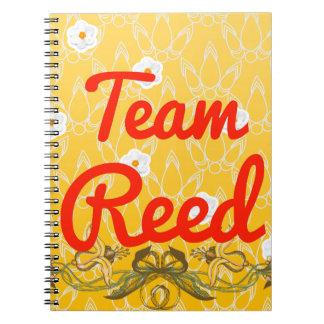 Team Reed Notebook