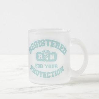 Team Registered Coffee Mugs