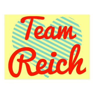 Team Reich Post Cards