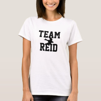 Team Reid/seduction quote Tee